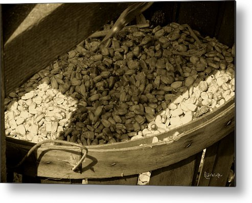 Agriculture Metal Print featuring the photograph Grist For The Mill by RC DeWinter