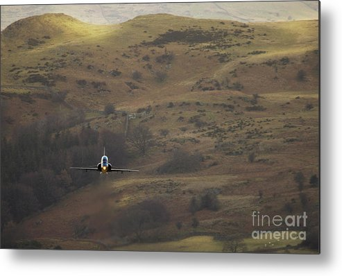Great Britain Metal Print featuring the photograph Mach Loop by Angel Ciesniarska