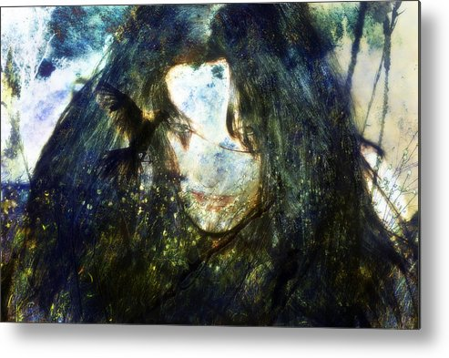 Earth Metal Print featuring the photograph Mother Earth by Yvonne Emerson