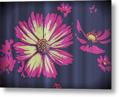 Petals Metal Print featuring the photograph Petals by Melissa Nay