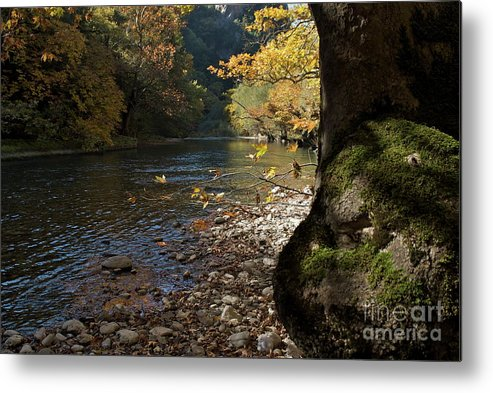 River Metal Print featuring the photograph Raw Beauty by Loukianos Petrovas