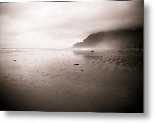 Manzanita Metal Print featuring the photograph Storm Beach by Craig Perry-Ollila
