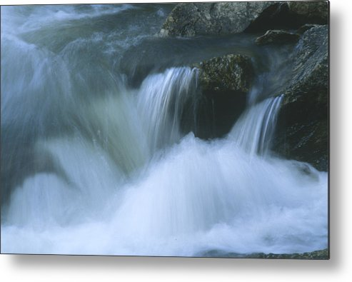 Water Metal Print featuring the photograph Torrent by Lynard Stroud