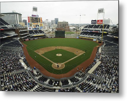 California Metal Print featuring the photograph Aztec Invitational 1 by Jeff Gross