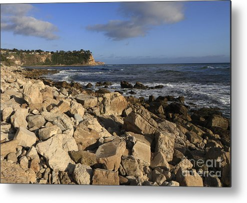 Lunada Bay Metal Print featuring the photograph Lunada Bay by Edward Lee