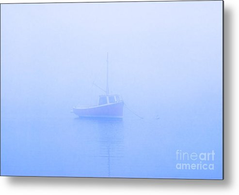 Boat Metal Print featuring the photograph Gog Boat by John Greim