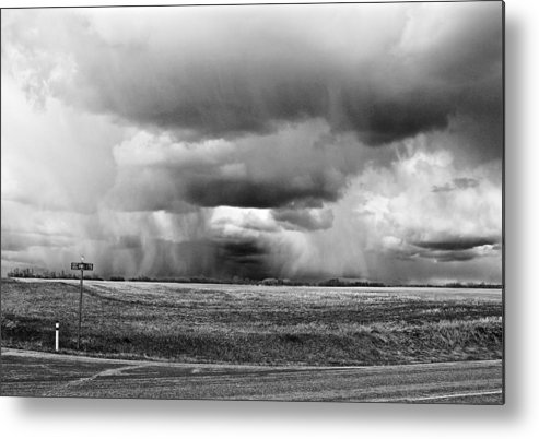 Metal Print featuring the photograph Here They Come by Brian Sereda