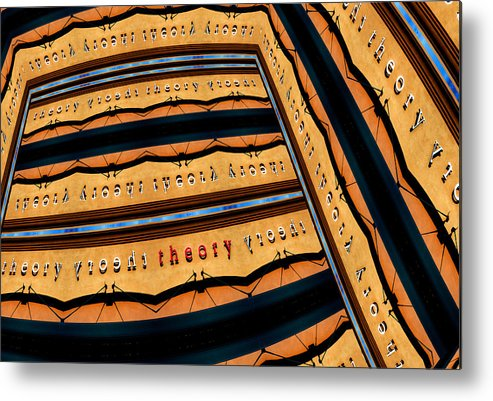 Photography Metal Print featuring the photograph In Theory by Paul Wear
