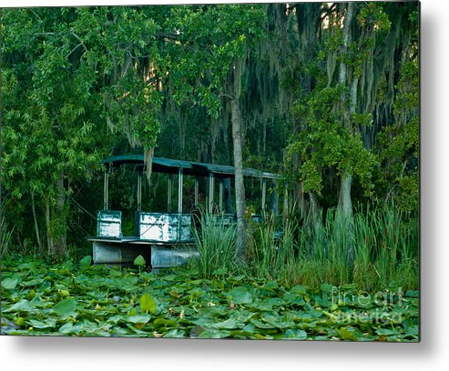 Lake Metal Print featuring the photograph Lakeside 2 by Kathi Shotwell