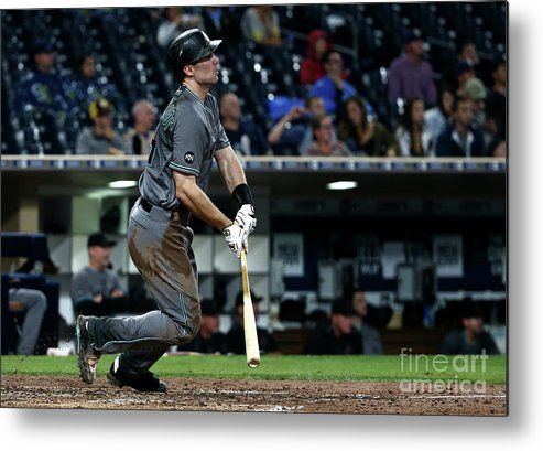 People Metal Print featuring the photograph Paul Goldschmidt by Sean M. Haffey