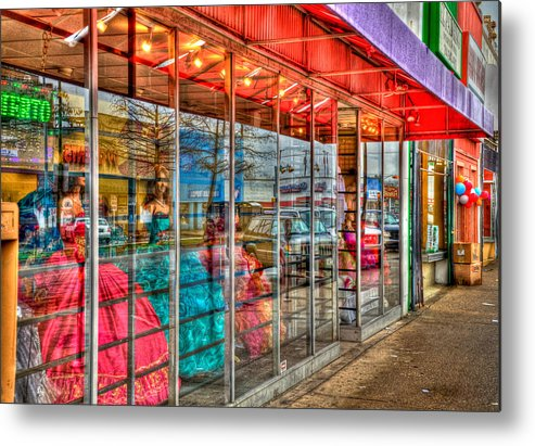 Quincea� Metal Print featuring the photograph Colorful by Mark Alder