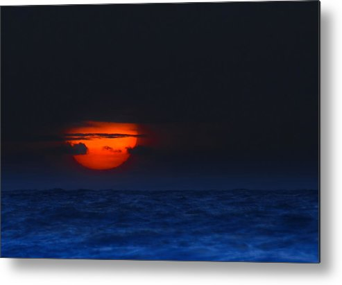 Sunrise Metal Print featuring the photograph Magical Sunrise by Mark Andrew Thomas