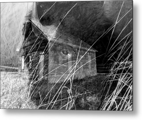 Bison Metal Print featuring the photograph Land That Time Forgot by Rick Rauzi