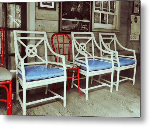 Blue Heaven Metal Print featuring the photograph Blue Heaven by JAMART Photography