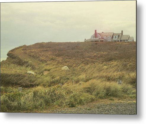 Nantucket Metal Print featuring the photograph Dream Home by JAMART Photography