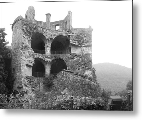 Germany Metal Print featuring the photograph Exploded View by Adam Schwartz