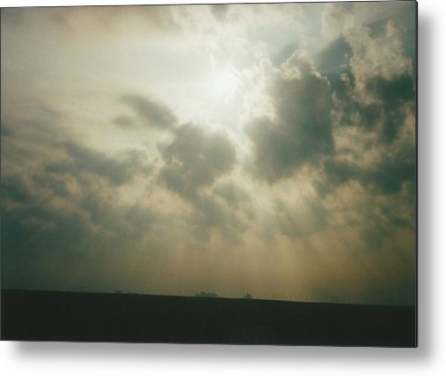 Photos Metal Print featuring the photograph Franklin County Tennessee by Gene Linder