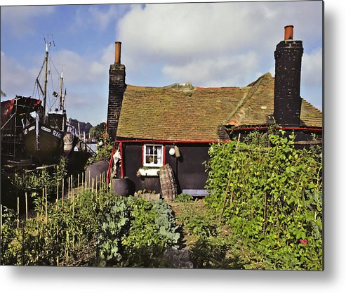 Seaside Metal Print featuring the photograph Garden By The Sea by Stephen Anderson