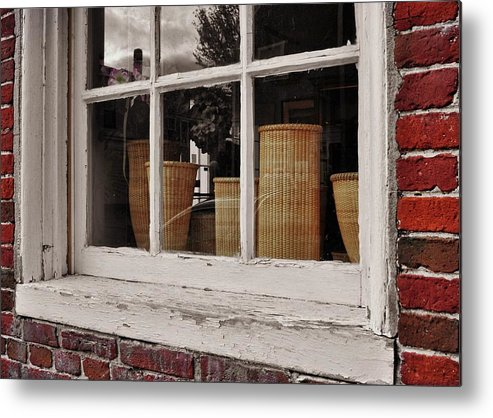 Nantucket Metal Print featuring the photograph Simple Nantucket by JAMART Photography