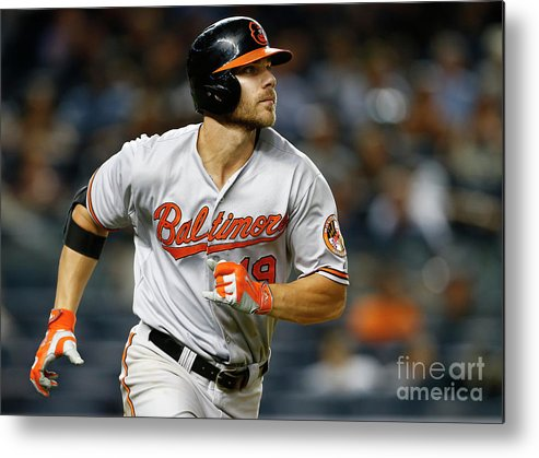 Three Quarter Length Metal Print featuring the photograph Chris Davis by Rich Schultz