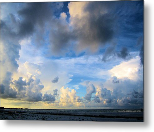 Metal Print featuring the photograph Sb23 by Pepsi Freund