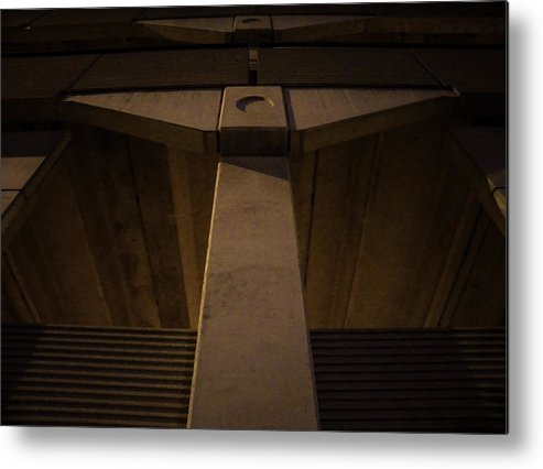 Metal Print featuring the photograph Surmount by IvyWell Digital Imagery