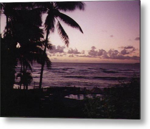 Hawaii Metal Print featuring the photograph Rise by Adam Wells