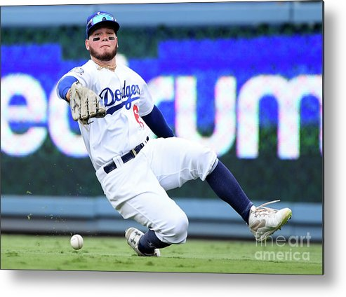 People Metal Print featuring the photograph Alex Verdugo And Amed Rosario by Harry How