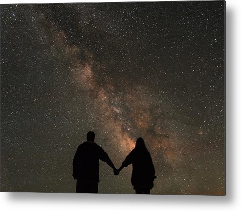 Grand Teton Metal Print featuring the photograph Hold Tight by Kristopher Schoenleber
