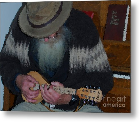 Bluegrass Metal Print featuring the photograph Dancing With The Angels by Kevin Albright