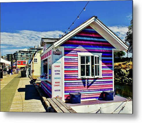Metal Print featuring the photograph Sweets by Brian Sereda
