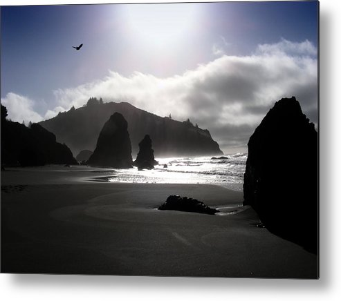 Brett Pritchett Metal Print featuring the photograph Trinidad State Beach by Brett Pritchett