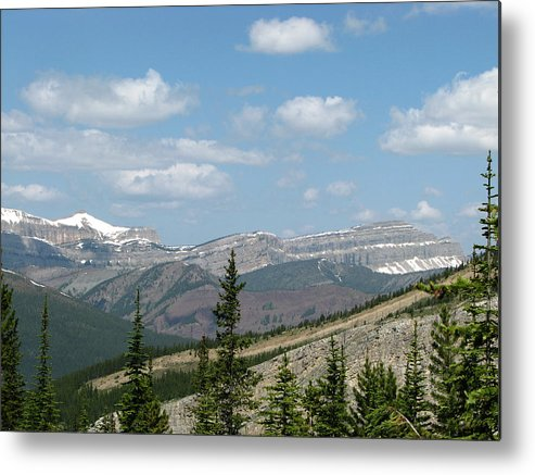 Prairie Reef Fire Lookout Metal Print featuring the photograph Prairie Reef Lower View by Pam Little