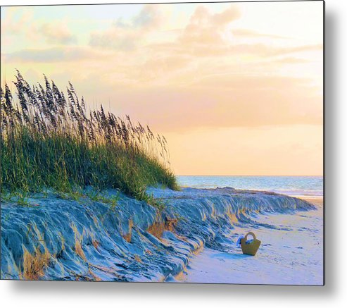Atlantic Metal Print featuring the photograph The Basket by JC Findley