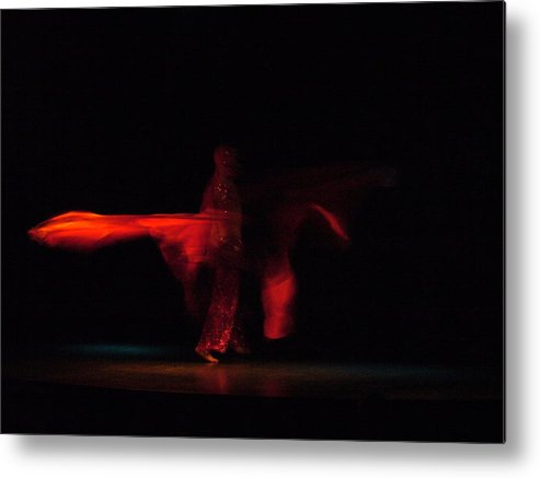 Turkey Dance Metal Print featuring the photograph Turkey Dance by Matthias Dildey