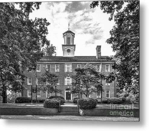 Athens Metal Print featuring the photograph Ohio University Cutler Hall by University Icons