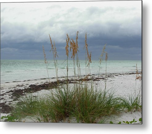 Photography Metal Print featuring the photograph Anna Maria Island by Amanda Vouglas