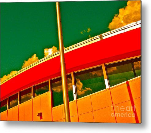 Summer School Metal Print featuring the photograph Summer School by Chuck Taylor