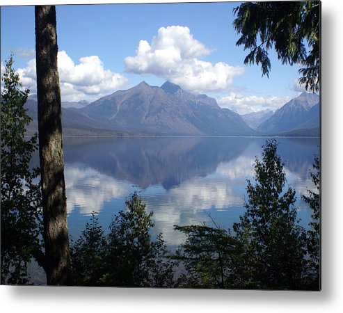Lake Metal Print featuring the photograph Lake Mcdonald Glacier National Park by Marty Koch