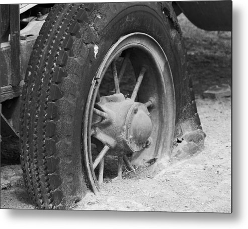 Farm Metal Print featuring the photograph Dreams In The Dust 1 by Doug Johnson