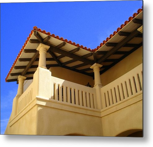 Morocco Metal Print featuring the photograph Moroccan Influence II by Lessandra Grimley