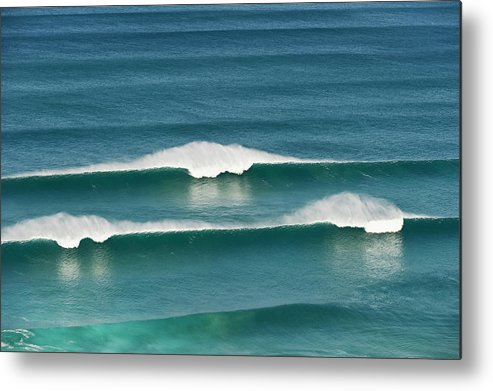 Algarve Metal Print featuring the photograph Portugal, Algarve, Sagres, View Of by Westend61
