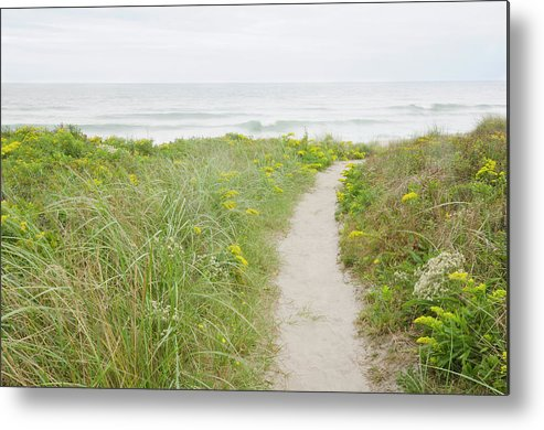 Tranquility Metal Print featuring the photograph Usa, Massachusetts, Nantucket Island by Chuck Plante