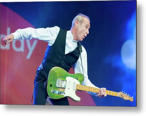Event Metal Print featuring the photograph Bbc Radio 2 Live In The Park by Neil Lupin