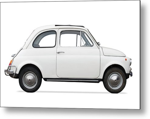 1950-1959 Metal Print featuring the photograph Classic Car by Lalocracio
