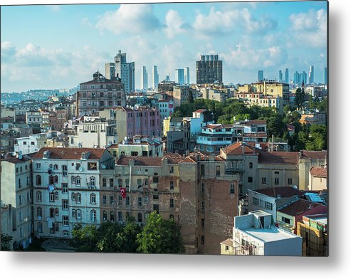 Tranquility Metal Print featuring the photograph Istanbul by Picture By Hamoon Nasiri