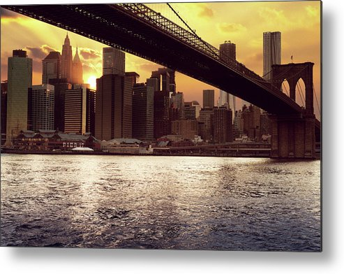 Tranquility Metal Print featuring the photograph New Beginnings by Aleks Ivic Visuals