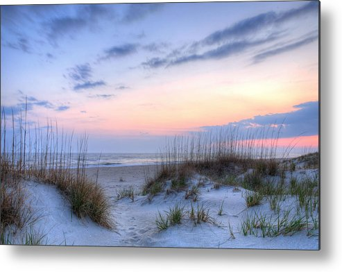Caswell Beach Metal Print featuring the photograph Perfect Skies by JC Findley