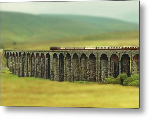 Arch Metal Print featuring the photograph Ribblehead by Jon Parkes Photography