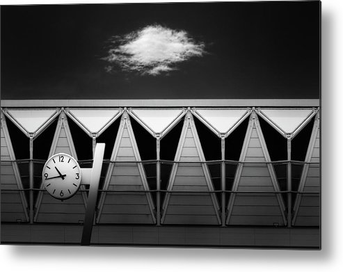 Time Metal Print featuring the photograph Time Stop by Dr. Akira Takaue